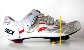 Cycling shoes: Getting the right fit